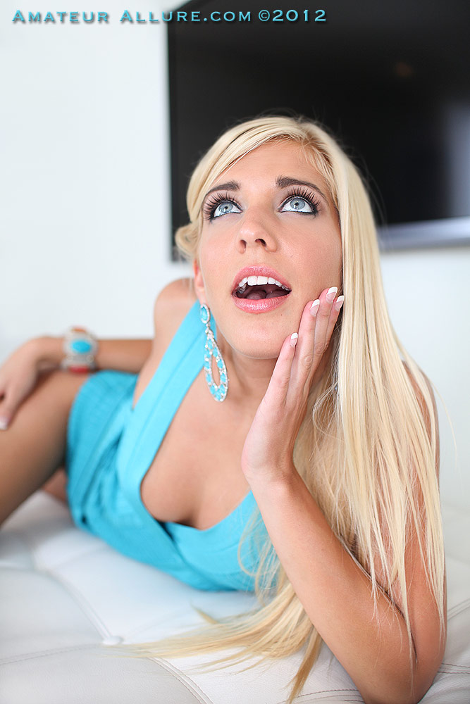 Stunning Blue Eyed Blonde Fucked Hard Pov Style On Set